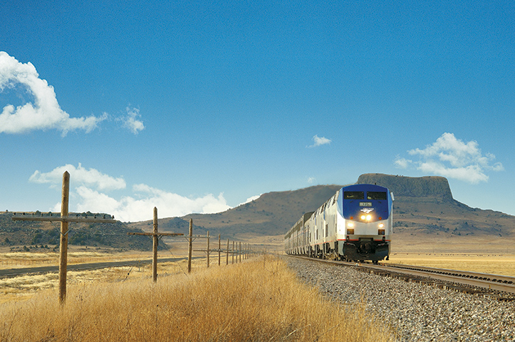 California Zephyr, USA