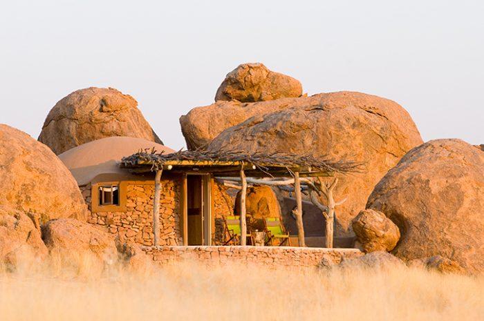 Camp Kipwe Bungalow Exterior