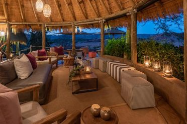 Camp Kipwe Lounge Area
