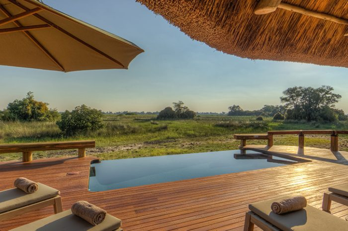 Camp Okavango Outdoor Pool