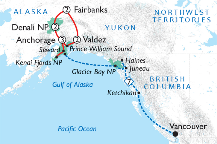 Canada-guided-tour-Majestic-Alaska-&-Cruise-2020