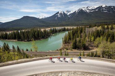 Canadian Rockies by Bike