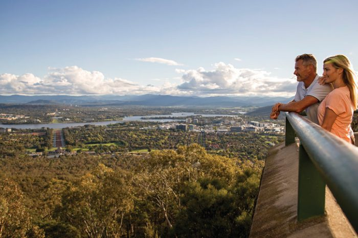 Canberra, NSW