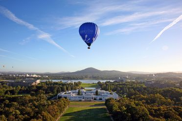 Canberra Balloon, NSW