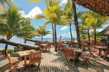 Canonnier Beachcomber Restaurant