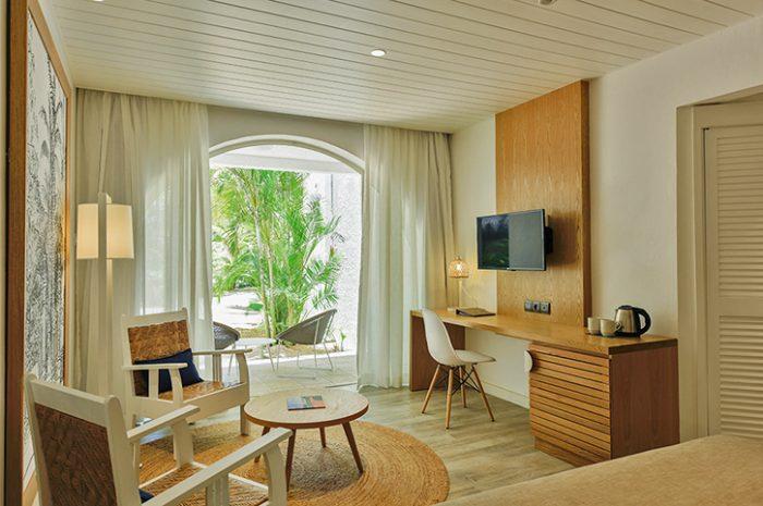 Canonnier Beachcomber Standard Room
