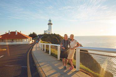 Lighthouse, Cape Byron