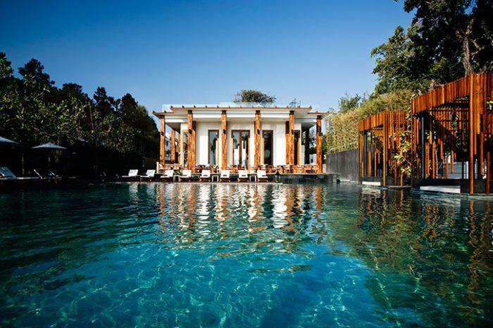 Cape Nidhra Hotel Pool