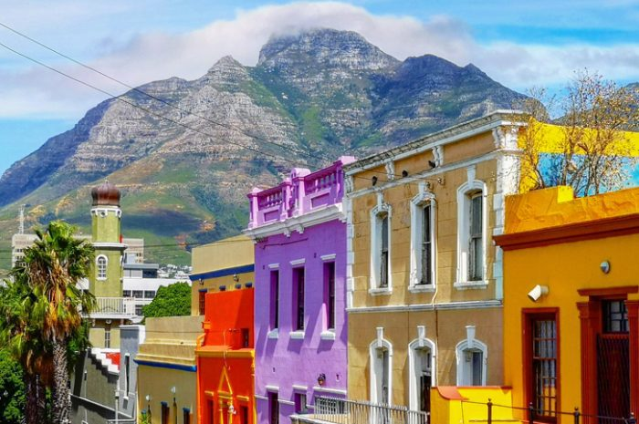 Bo Kaap Malay quarter, Cape Town
