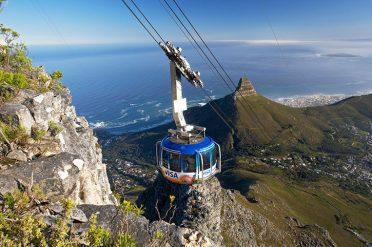Cable Car, Cape Town