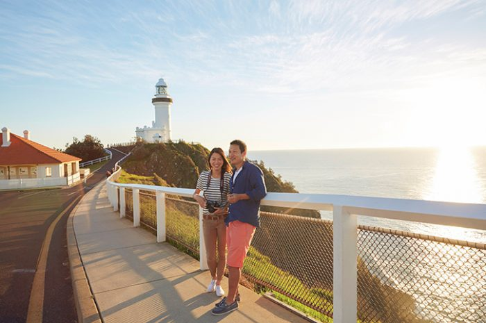 Cape Byron, New South Wales