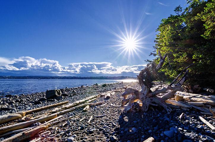 Cape Mudge, Canada