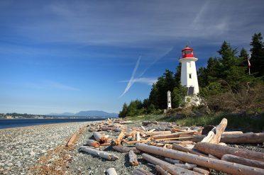 Cape Mudge Lighthouse, Canada