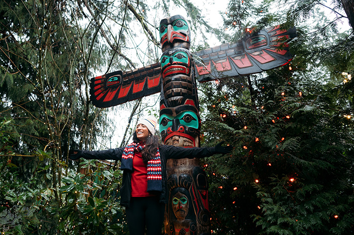 Capilano Suspension Bridge Park, Canada