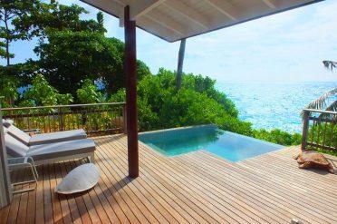 Carana Beach Hotel Oceanview Pool Chalet