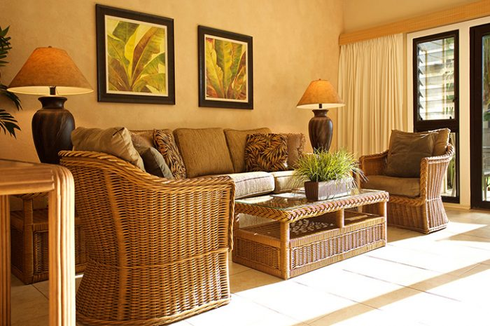 Castle Kaha Lani Living Room