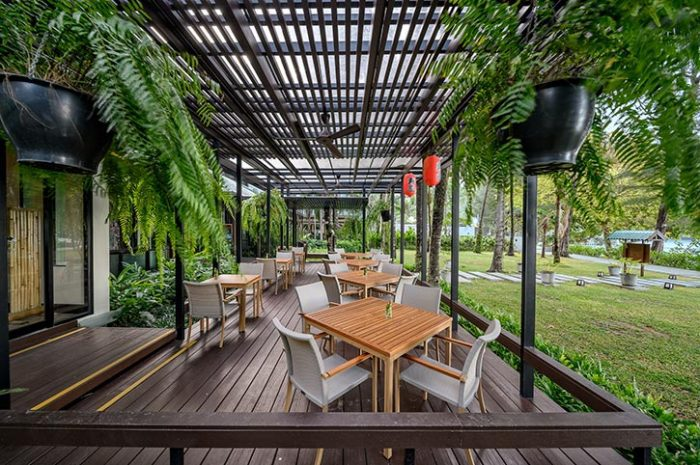 Centara Grand Krabi Hagi Restaurant