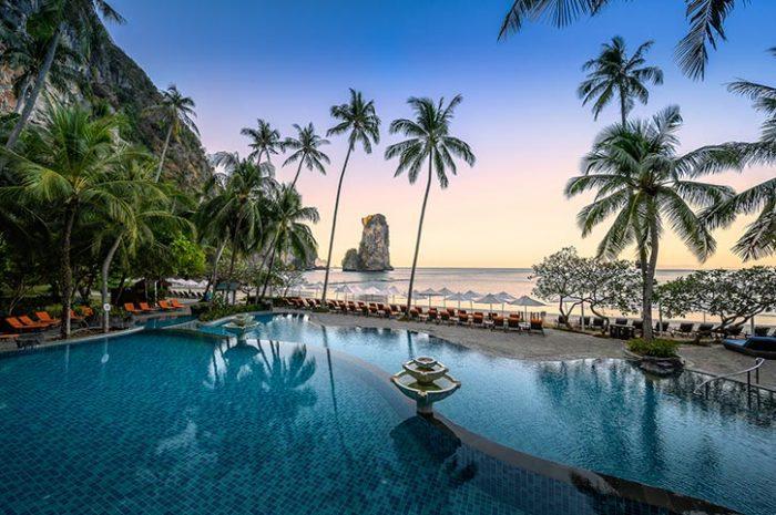 Centara Grand Krabi Swimming Pool