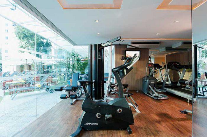 Centara Pattaya Fitness Centre