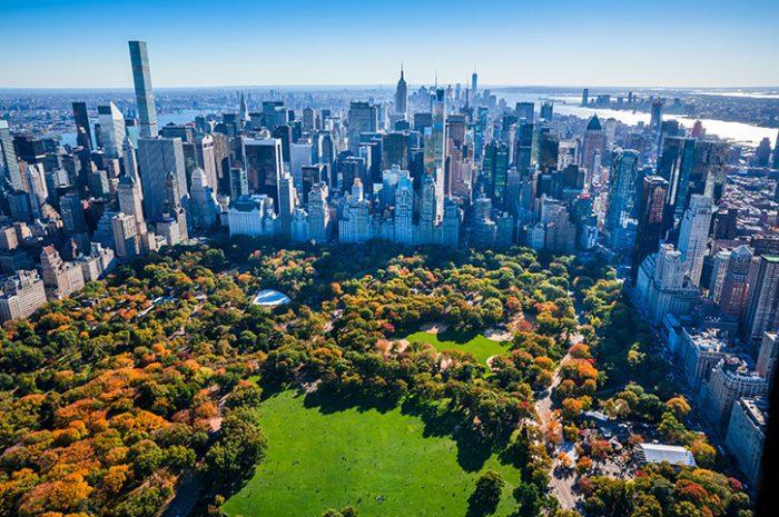 Central Park Manhatten New York