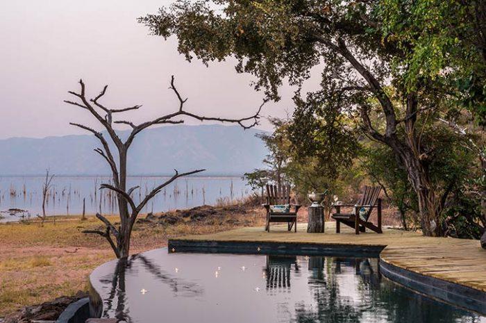 Changa Safari Camp Infinity Pool