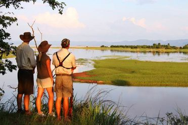 Changa Safari Camp Walking Safari