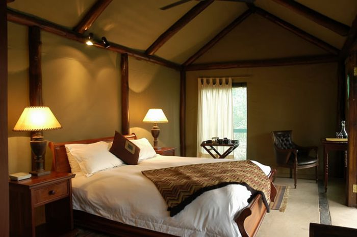 Chapungu Tented Camp Interior