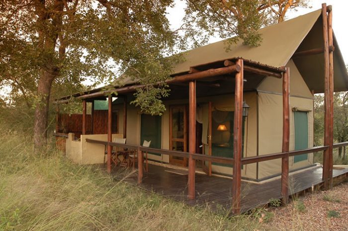 Chapungu Tented Camp Luxury Tent