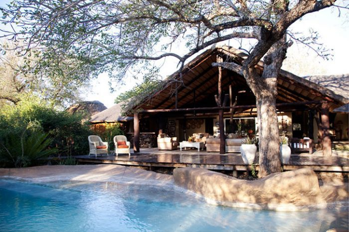 Chapungu Tented Camp Pool