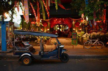 Tuk Tuk, Chiang Mai