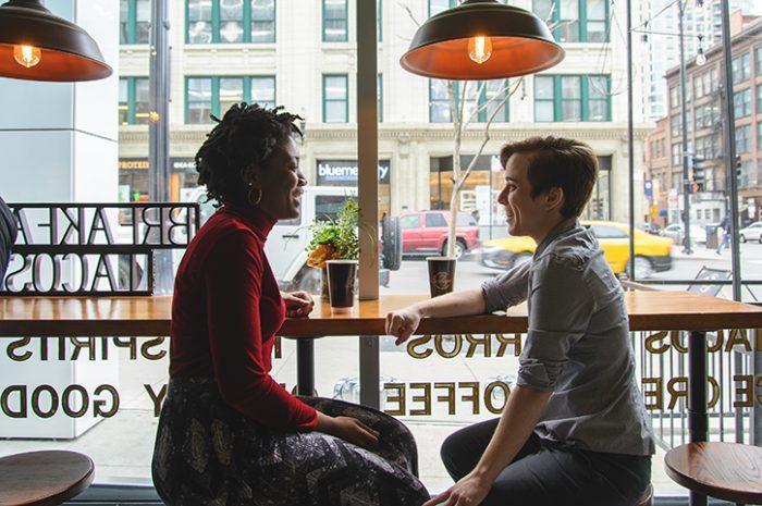 Cafe, Chicago