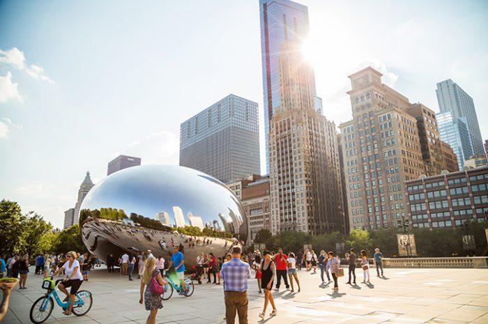 Bean, Chicago, USA