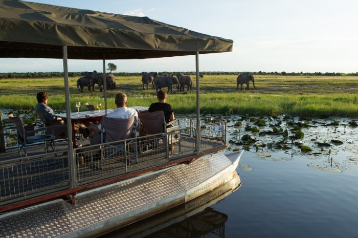 Chobe Game Lodge River Cruise