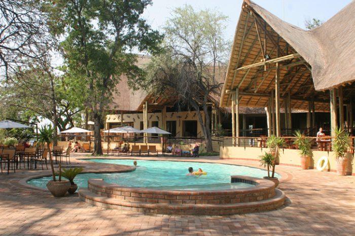 Chobe Safari Lodge Outdoor Pool
