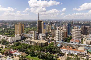 City From Above, Nairobi