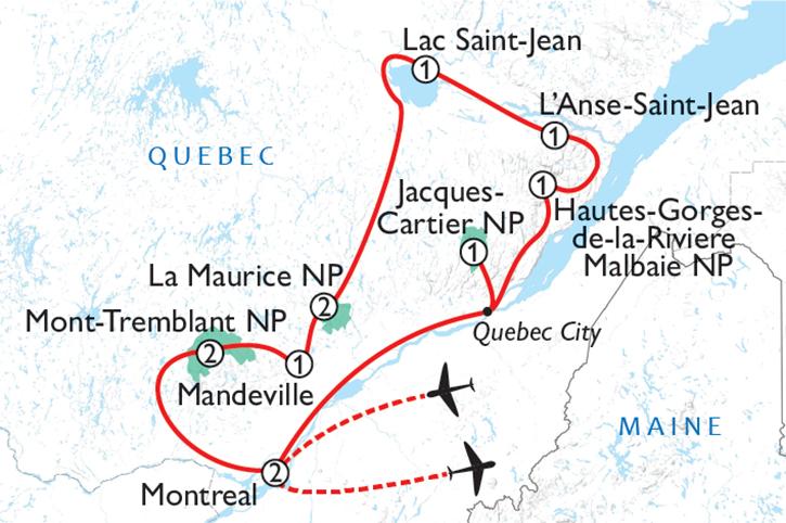 Classic Quebec