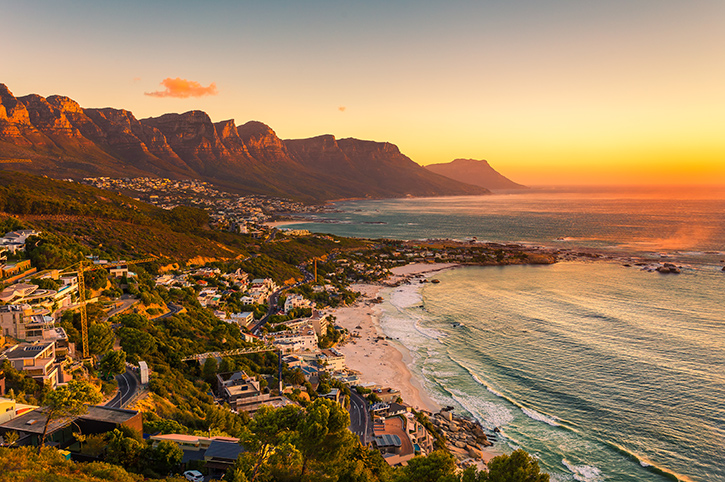 Clifton Beach, South Africa