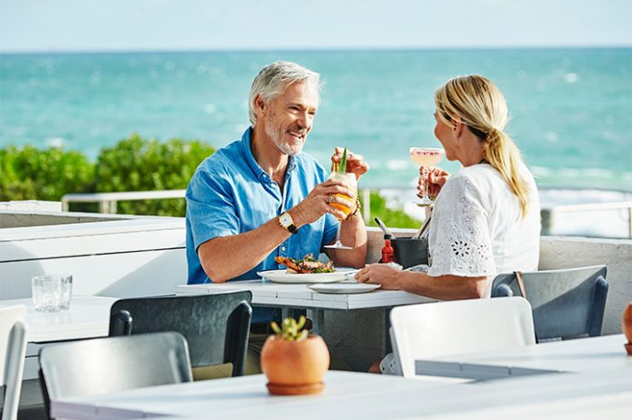 Coastal Dining on Trigg Beach