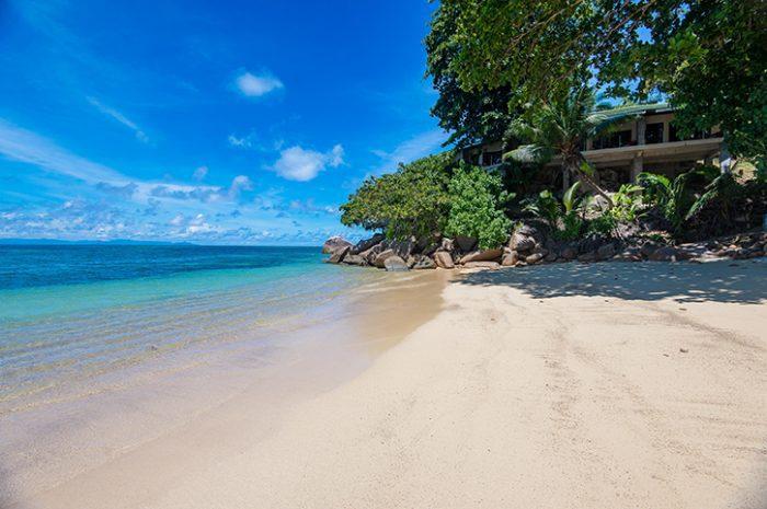 Coco De Mer Private Beach