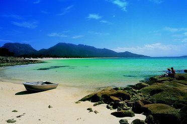 Coles Bay, Freycinet National Park Tasmania
