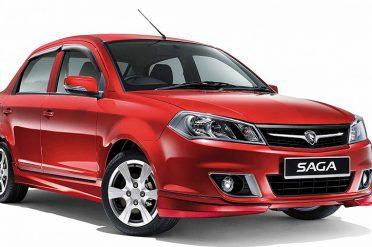 Compact Proton Saga FLX