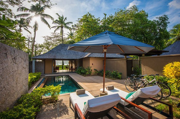 Constance Ephelia Beach Villa Pool
