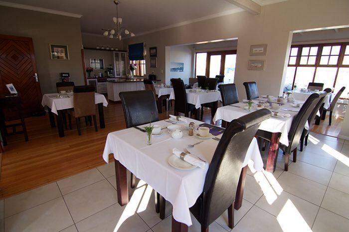 Cornerstone Guesthouse Breakfast Room