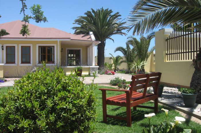 Cornerstone Guesthouse Garden