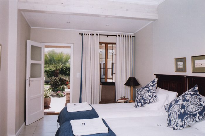 Cornerstone Guesthouse Interior