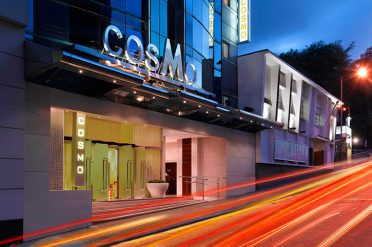 Cosmo Hotel Exterior
