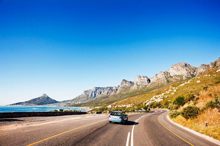 Cape Town Coastal Drive
