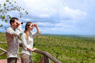 Couple Safari KENYA Africa