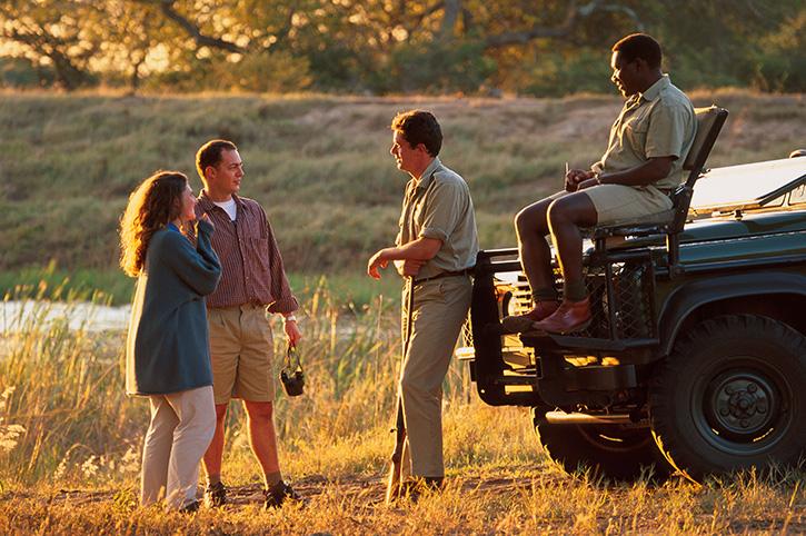 Couple Safari SOUTH AFRICA Africa