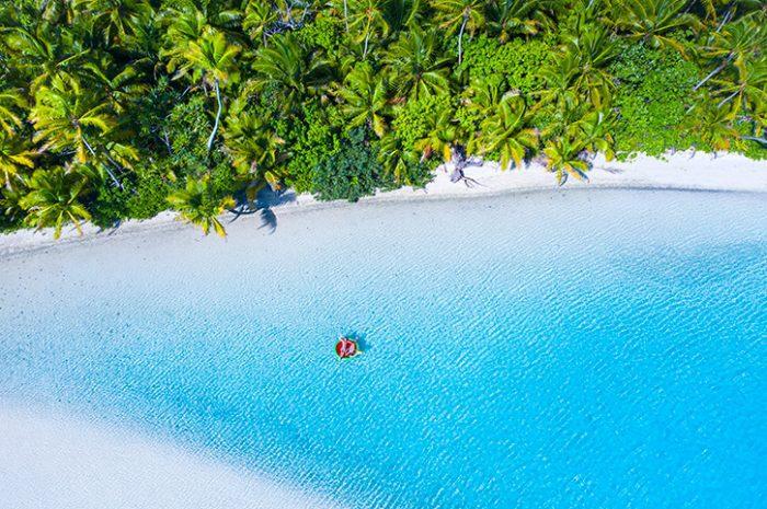 Couple, Aitutaki